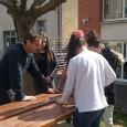 Quand l'équipe de l'association du foyer s'y met, ça déménage ! En effet, elle a décidé cette année, d'installer des tables dans la cour. Non seulement, l'équipe a financé le […]